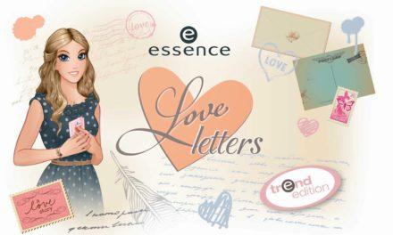 Essence Love Letters: Anteprima