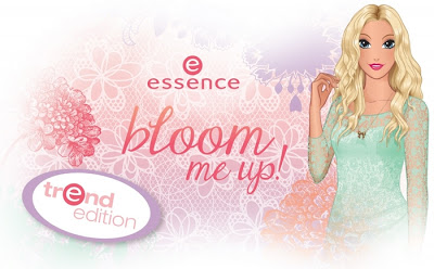 Essence Bloom Me Up: Novità Marzo 2014