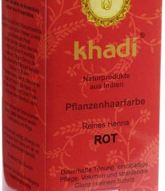 Hennè Khadì | Risultato Applicazione