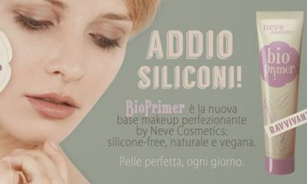 Neve Cosmetics lancia il BioPrimer