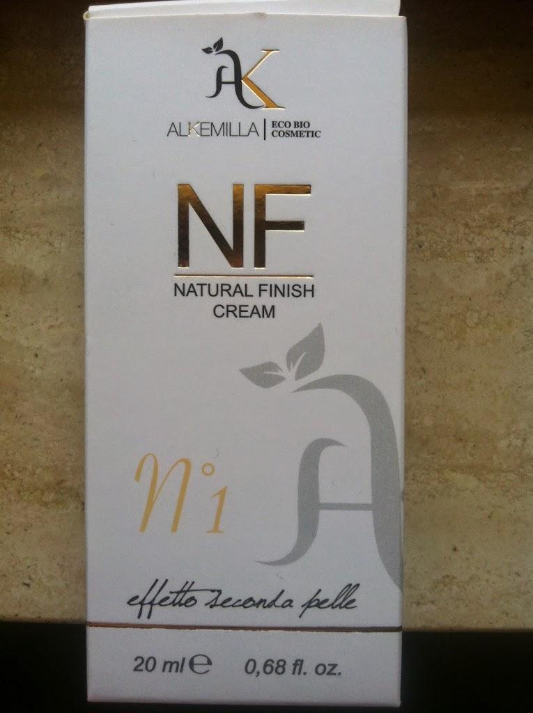 NF Cream di Alkemilla: Recensione