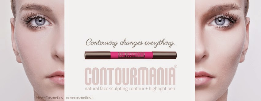 CONTOURMANIA by Neve Cosmetics
