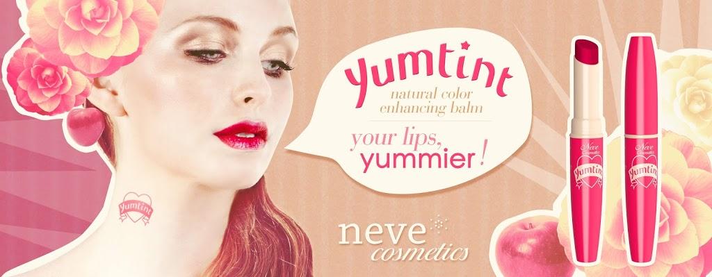 Yumtint: il nuovo balsamo labbra di Neve Cosmetics | Anteprima