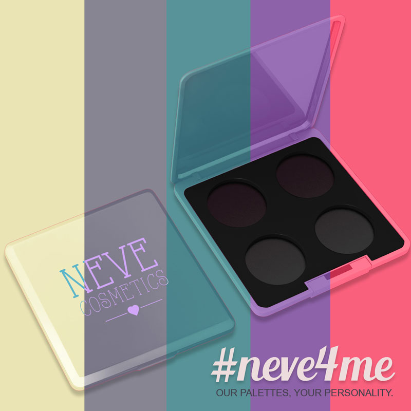 #neve4me! Our colours, your personality!