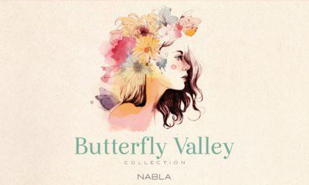 Butterfly Valley: la nuova collezione Nabla Cosmetics
