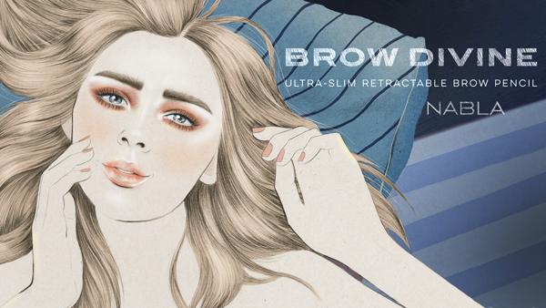 Nabla – Brow Divine | matite per sopracciglia