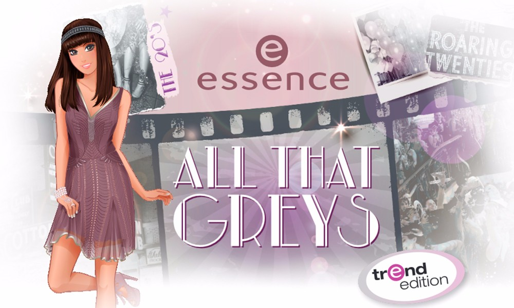 "Essence: Nuova limited edition ""All That Greys"""