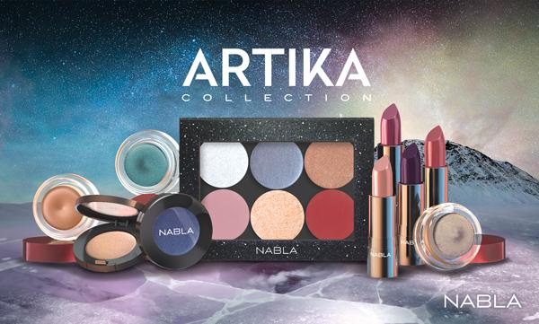 Anteprima: Artika Collection by Nabla Cosmetics