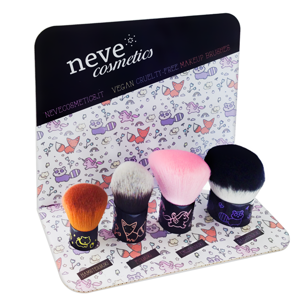 Anteprima: NeveBuki by Neve Cosmetics