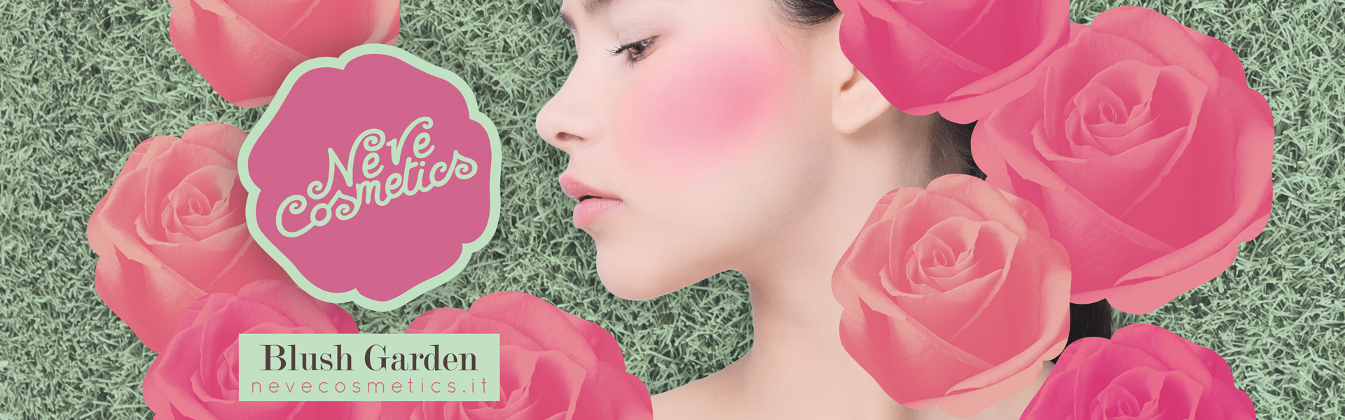 Blush Garden by Neve Cosmetics | Anteprima