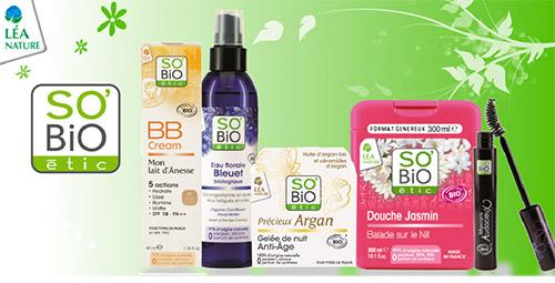 VecchiaBottega: -30% sui prodotti So'Bio Etic