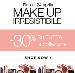 OVS: sconto del 30% sul make up