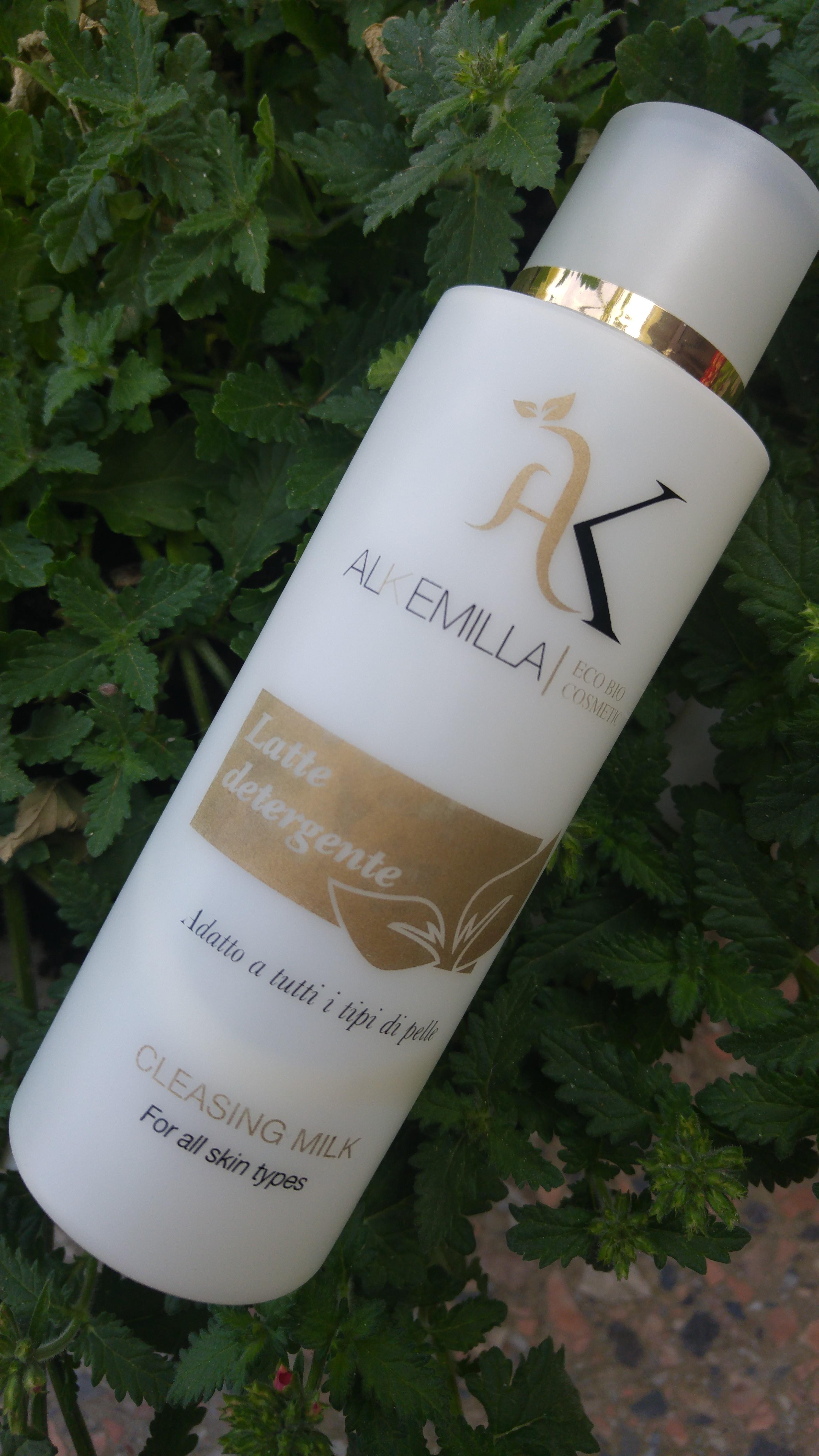 Latte Detergente – Alkemilla Ecobio Cosmetics | Recensione