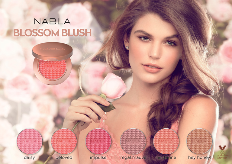Blossom Blush – Shade & Glow by Nabla