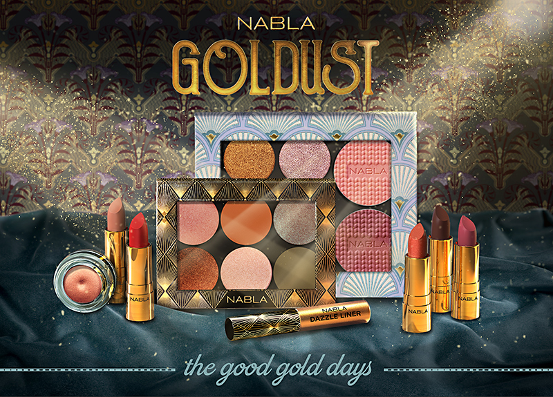 Nabla Goldust Collection
