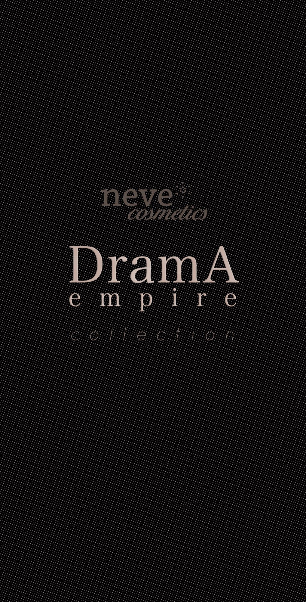 Drama Empire, la nuova collezione firmata Neve Cosmetics