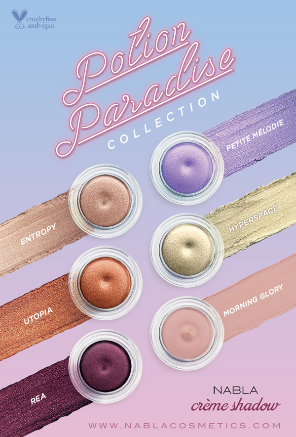 Nabla presenta Potion Paradise Collection