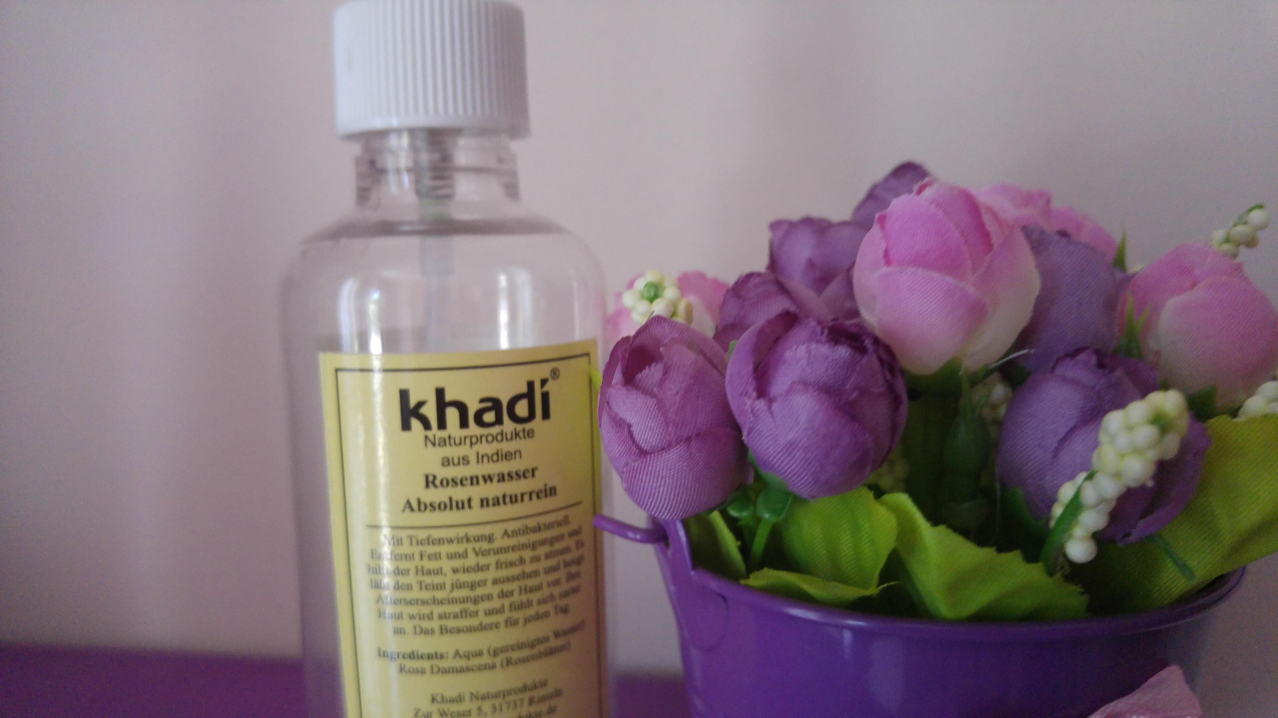 Acqua di Rose Khadi | Recensione