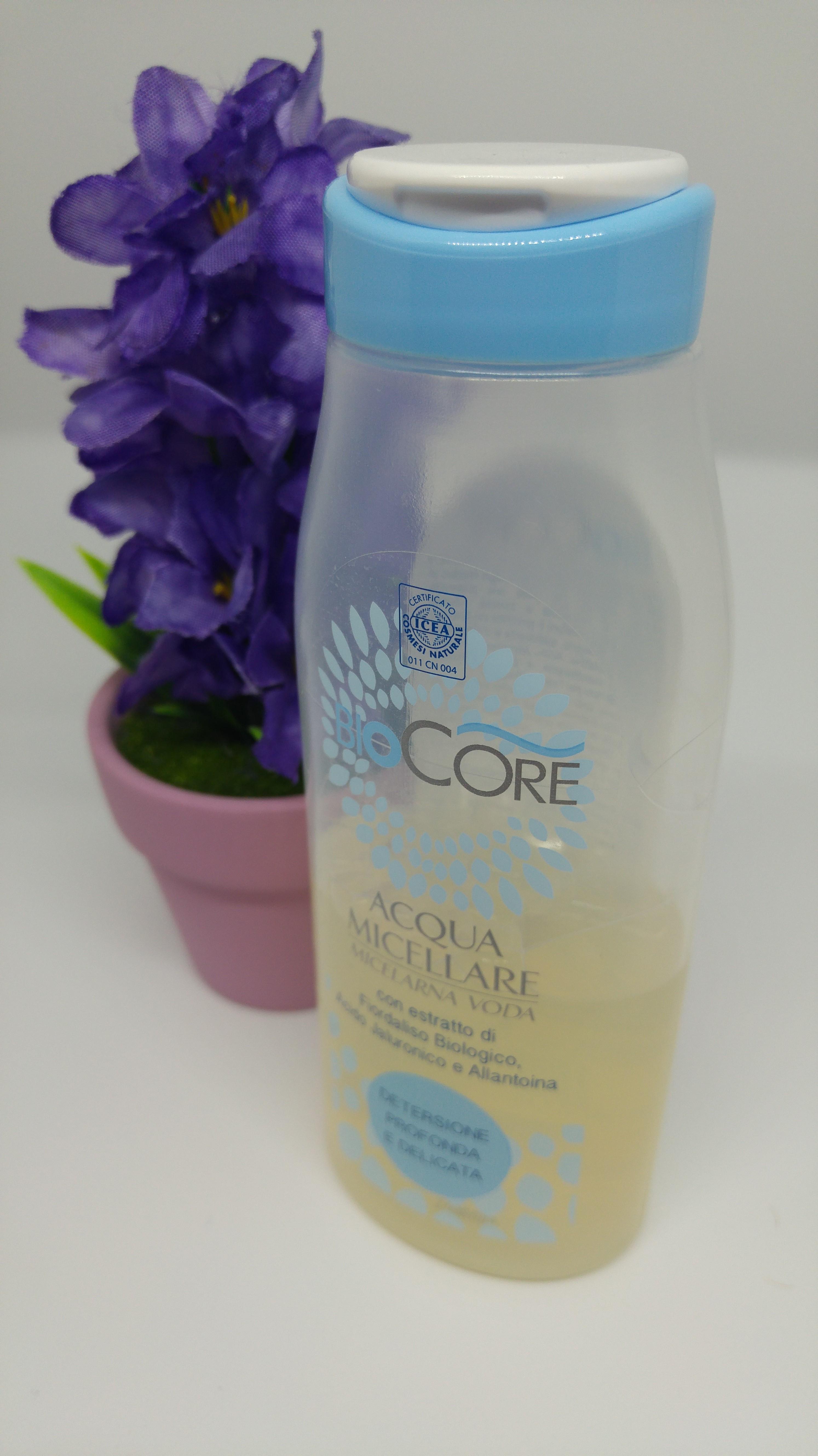 Acqua micellare BioCore – Eurospin | Recensione