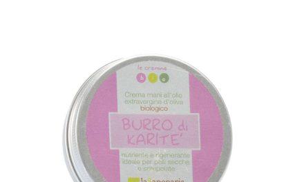 Crema mani al Burro di Karite – La Saponaria | Recensione