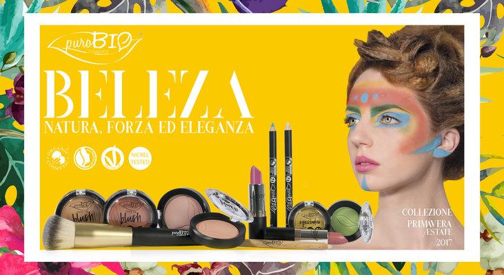 Beleza: la collezione primavera/estate 2017 di Purobio