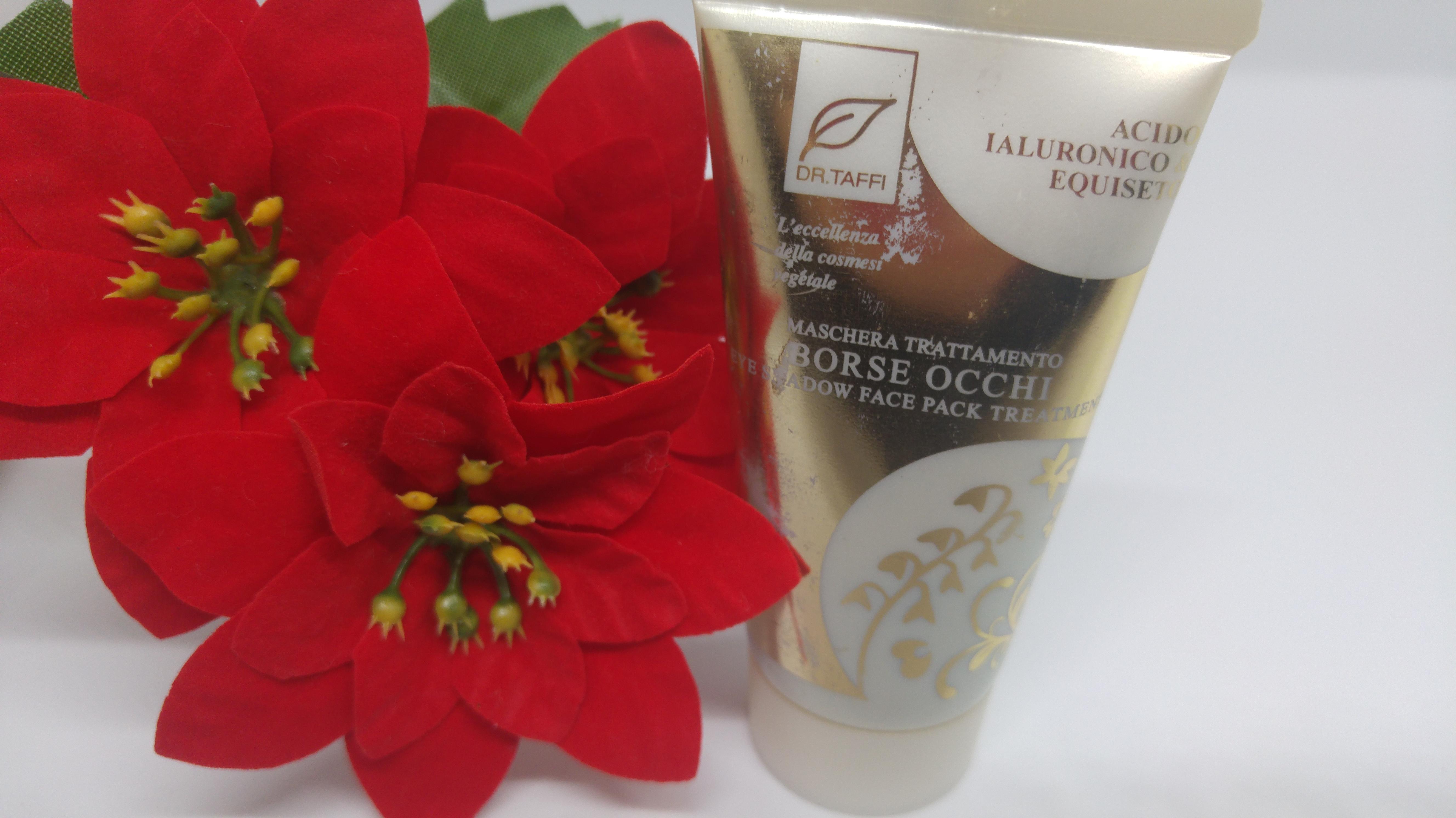 Maschera Borse Occhi – Dr. Taffi | Recensione