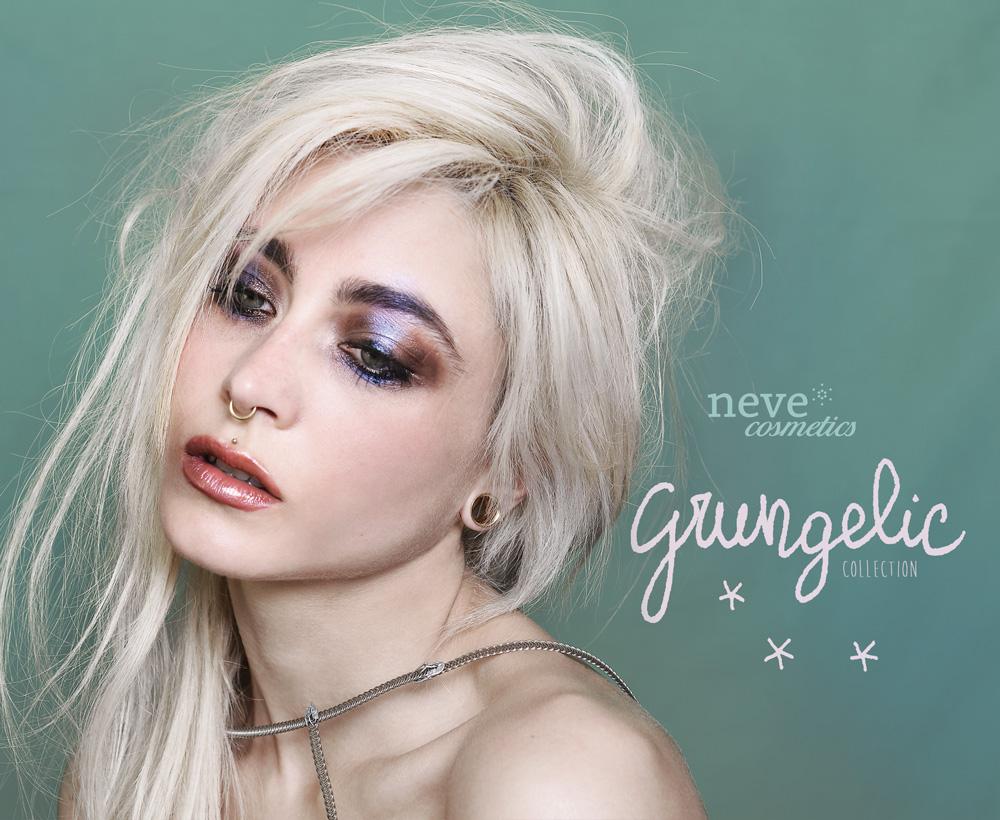 Grungelic: la nuova collezione di Neve Cosmetics
