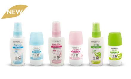 Phytorelax: deodoranti naturali