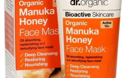 Organic Manuka Honey Face Mask – Dr Organic | Recensione