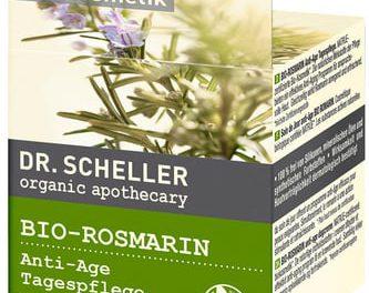 Crema Giorno Antirughe Rosmarino Dr. Scheller | Recensione