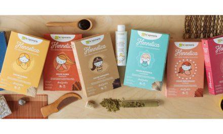 Hennetica: le nuove tinte vegetali de La Saponaria
