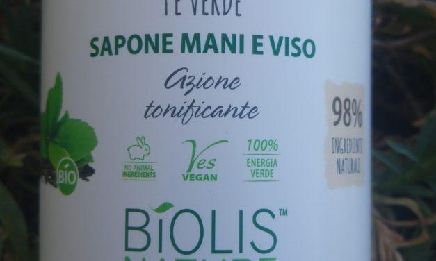 Sapone Mani e Viso Tè Verde – Biolis Nature | Recensione
