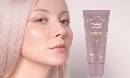 Creamy Comfort Foundation: il nuovo fondotinta di Neve Cosmetics