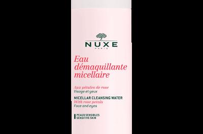 Acqua micellare struccante con petali di rosa – Nuxe | Recensione