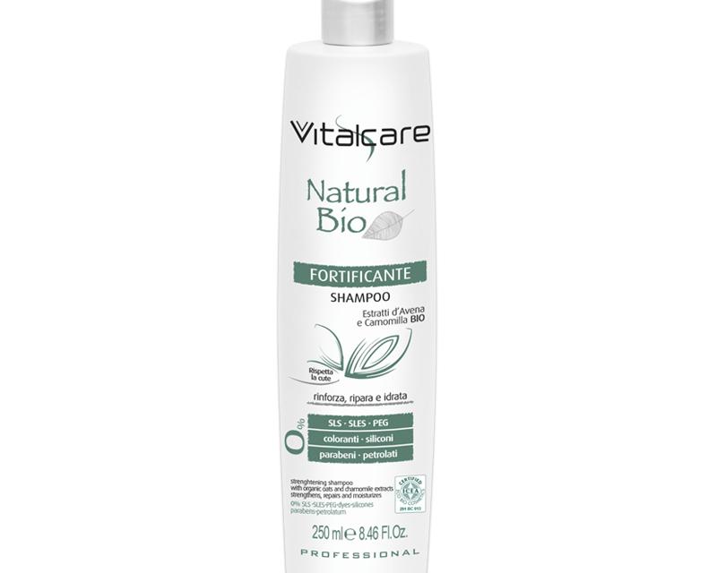 Shampoo Fortificante – Vitalcare Bio   Recensione