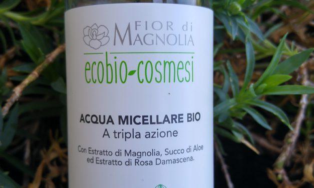 Acqua Micellare BIO Fior Di Magnolia – Eurospin | Recensione