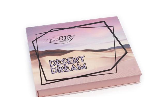 Desert Dream: la nuova palette di PuroBio Cosmetics