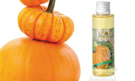 Olio di Zucca con Vitamina E di Alchimia Natura