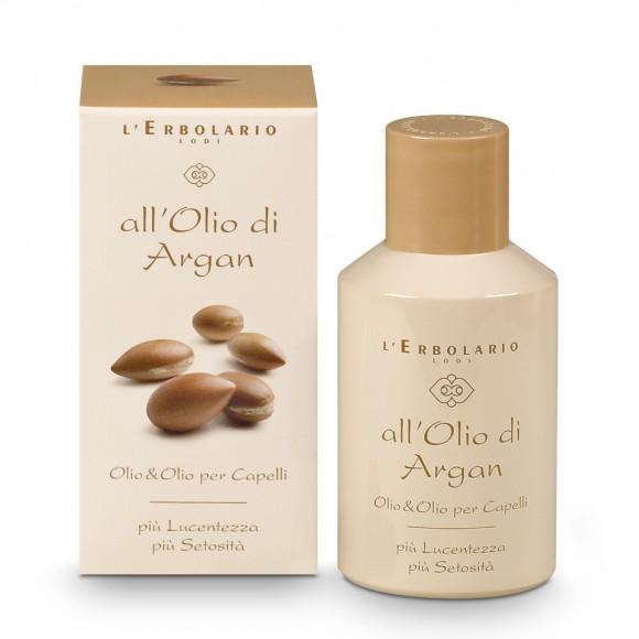 Olio&Olio per capelli all'Olio di Argan – L'Erbolario | Recensione