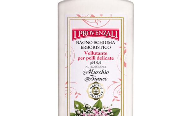 Bagnoschiuma Muschio Bianco – I Provenzali | Recensione