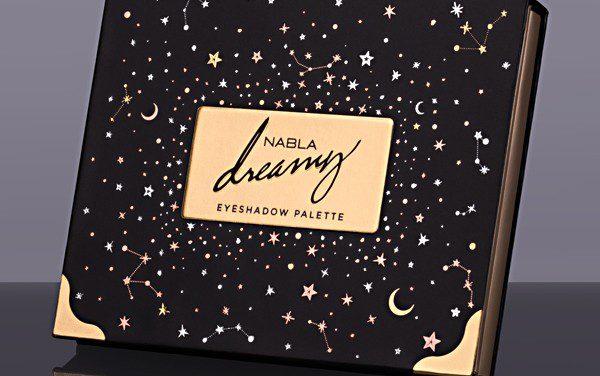 Dreamy Eyeshadow Palette in offerta sul sito di Nabla Cosmetics