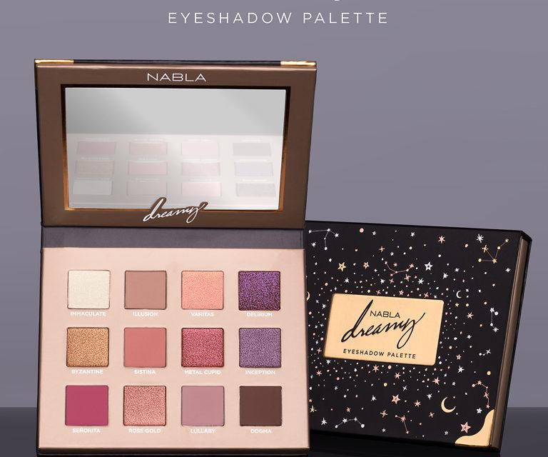 Dreamy Eyeshadow Palette – Nabla Cosmetics | Recensione