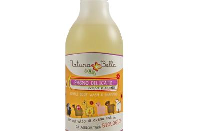 Bagno delicato corpo e capelli – Natura Bella Baby | Recensione