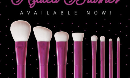 Azalea Brushes by Neve Cosmetics | Preview