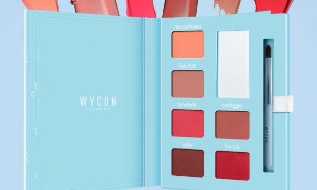 Lip Palette Kid Dreams: Wycon Cosmetics in collaborazione con LILT
