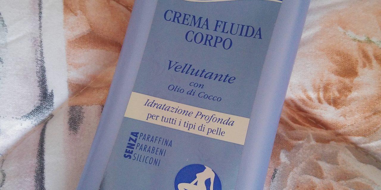 Crema Fluida Corpo Vellutante con Olio di Cocco – Glenova | Recensione