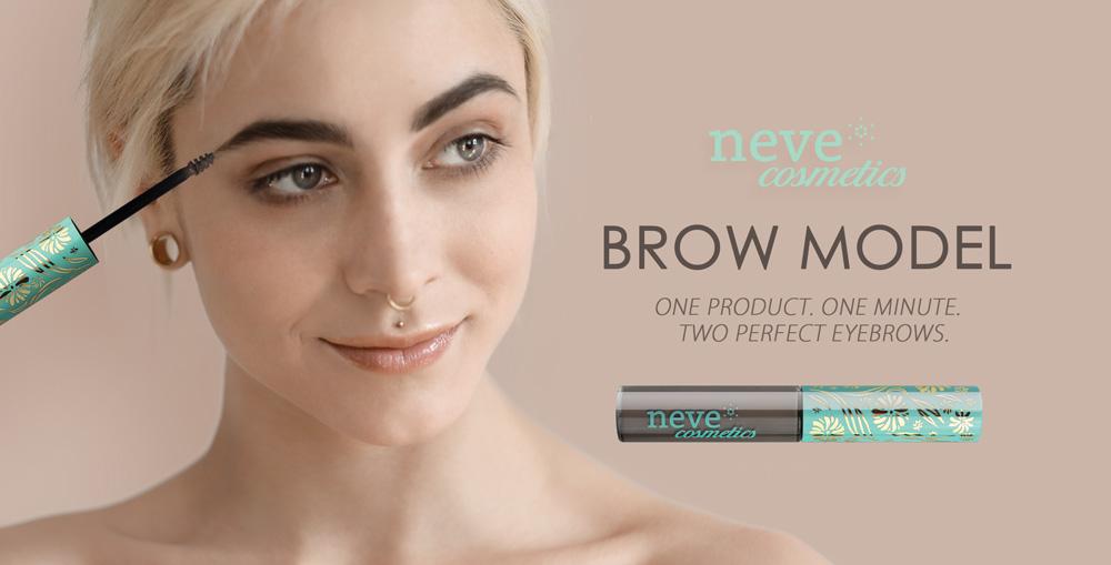Brow Model in promozione
