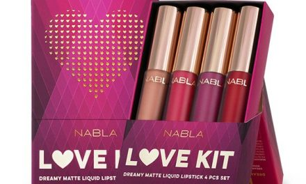 San Valentino 2018: Love Kit by Nabla Cosmetics