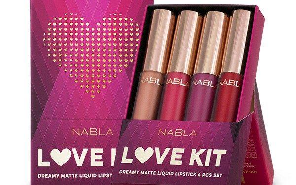 San Valentino 2018: Love Kit by Nabla Cosmetics