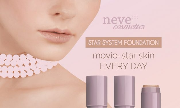 Neve Cosmetics Star System foundation in offerta